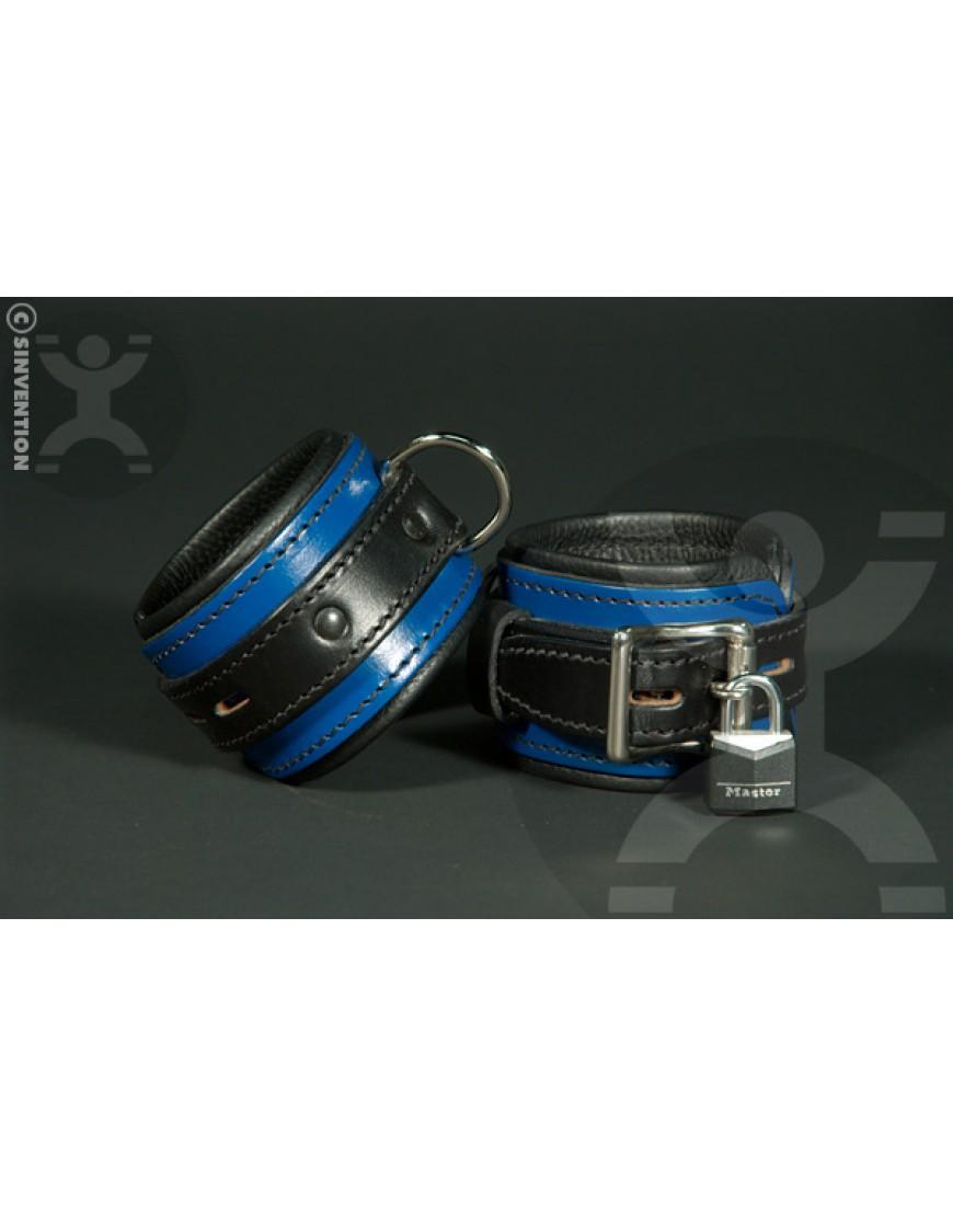 Classic Deluxe Restraints in Blue