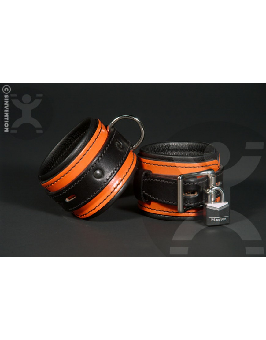 Classic Deluxe Restraints - Orange