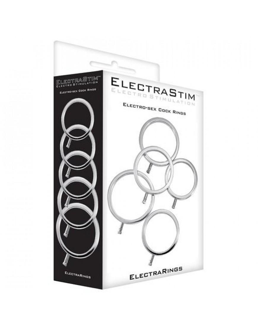 ElectraStim 5 Electro Sex CockRings