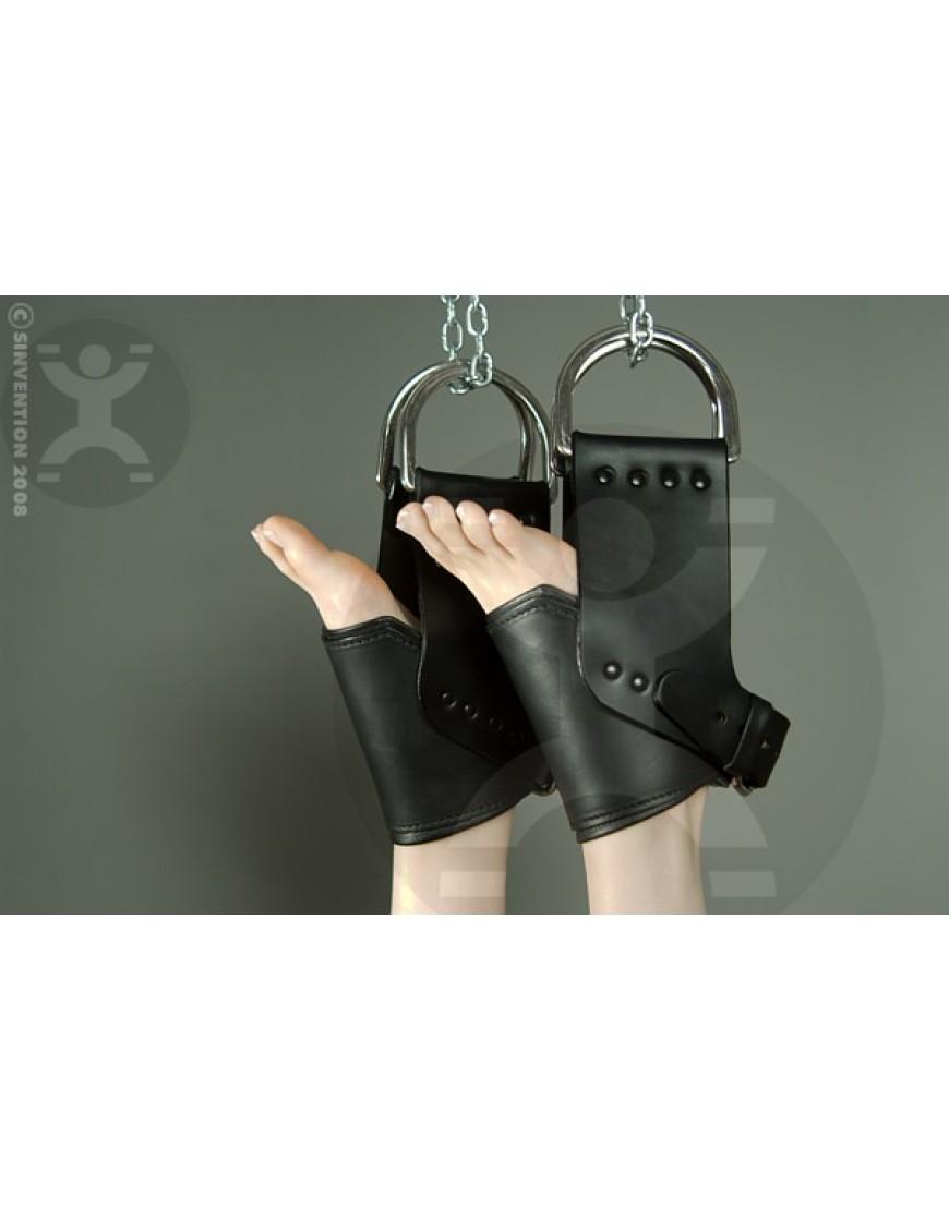 Foot Suspension for Bondage
