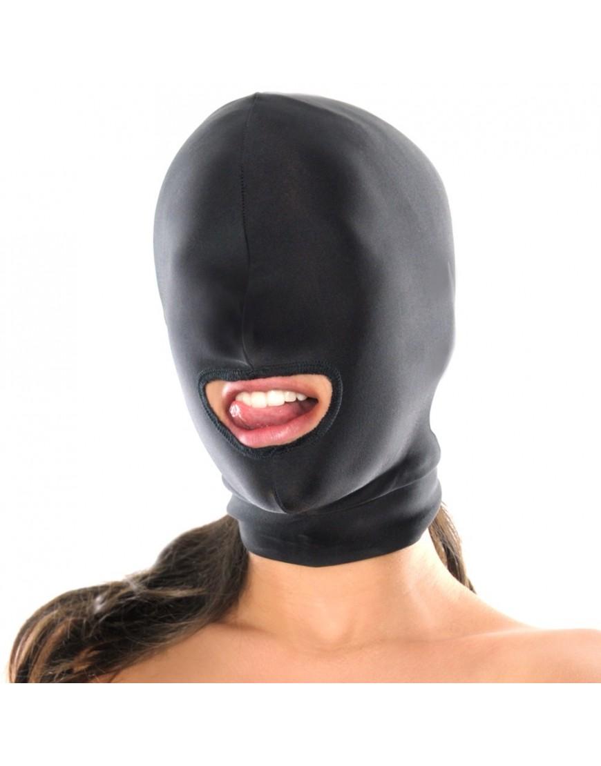 Fetish Fantasy Spandex Open Mouth Hood
