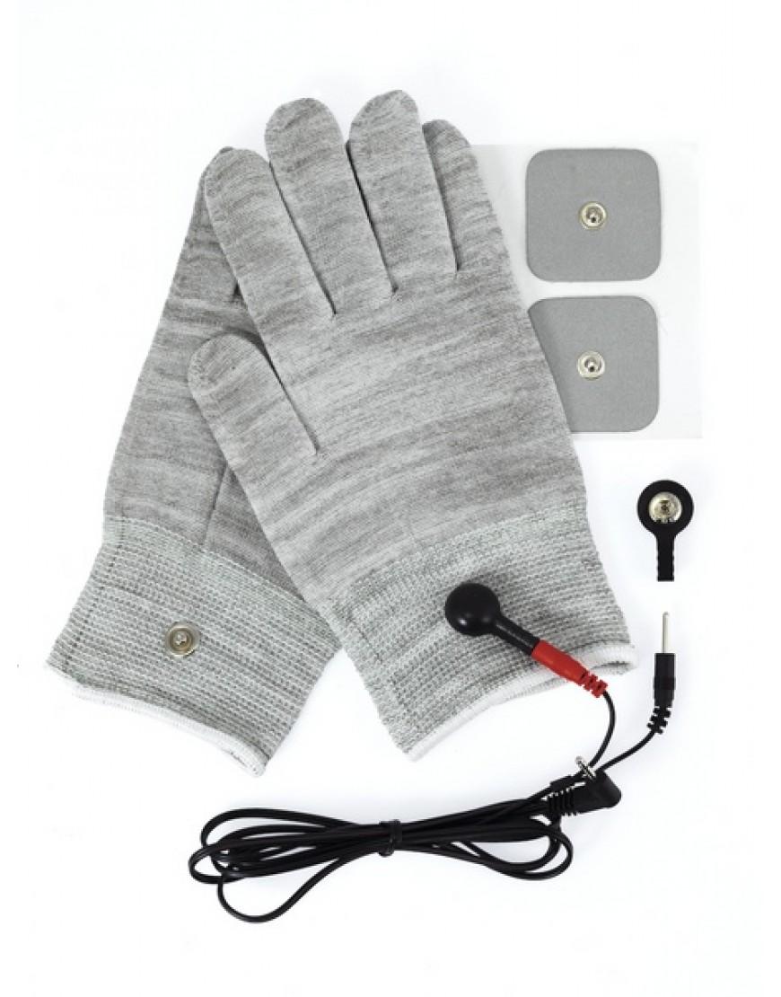 Rimba Electro Sex Glove Set