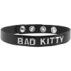 Bad Kitty Leather Collar