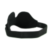 Soft Blindfold in Black