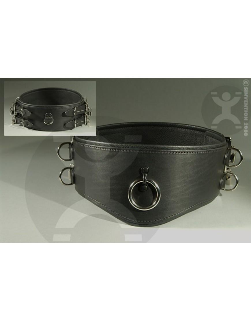 Contoured Bondage Belt