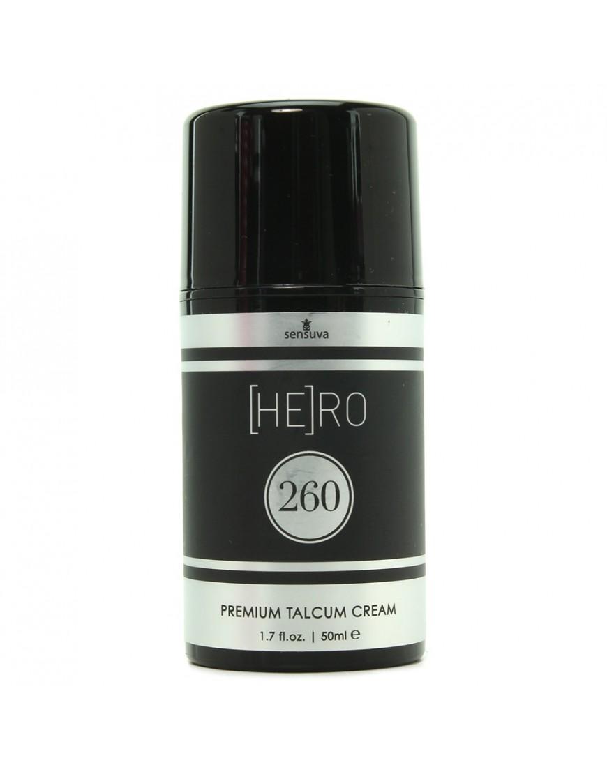 HERO 260 Male Talcum Cream